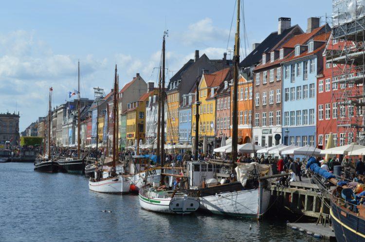 Sweden, Denmark, and Norway